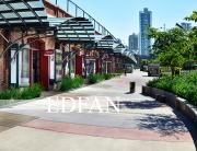 Los Arcos instala pisos EDFAN