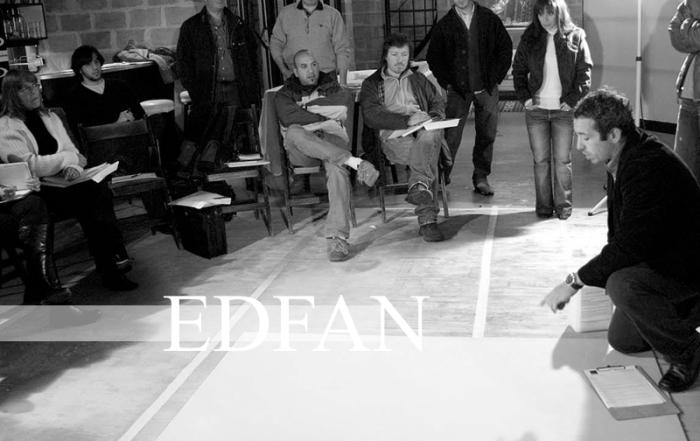 Capacitacion EDFAN